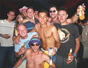 Travel Insurance for Stag Party