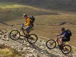 Insurance for downhill mountain biking