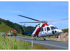 Insurance for Helicopter Rescue