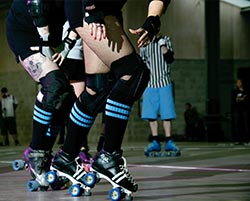 Roller Derby Travel Insurance