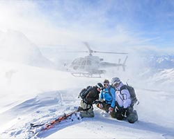 Helicopter Skiing & Heliboarding Insurance